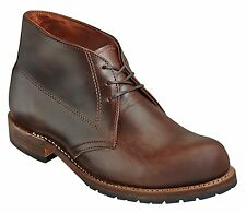 Wood N' Stream Boots Made In USA 7031 Thorogood American Classic Chukka Brown XL