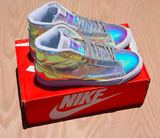 New in Box Nike Blazer Mid PRM QS Iridescent Liquid Womens Size 6.5 7 8 8.5