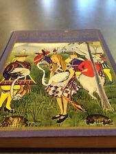 1926 Alice In Wonderland And Through The Looking Glass By Lewis Carroll