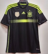 BNWT SPAIN ESPANA AWAY WORLD CUP KIT YOUTH KIDS BOYS FOOTBALL SOCCER JERSEY 2014