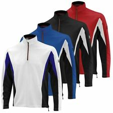 SALE!! Mizuno Warmalite 1/4 Zip Golf Fleece Cover-Up Mens Sweater Pullover