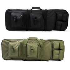 85CM Airsoft Tactical Hunting Waterfroof Rifle Gun Hand Bag Back Pack Black/OD