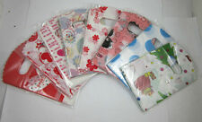 wholesale 100/200pcs Pretty Plastic Jewelry Gift Bags 15x9cm small
