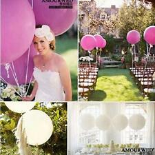 "Pretty Giant 36"" Inch Big Latex Birthday Ballon Wedding Party Helium Decoration"