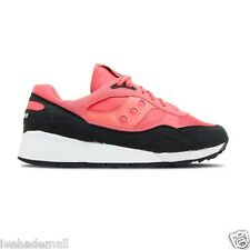Saucony Mens Shadow 6000 Sand Coral Black S70007-71 5000 9000 Originals