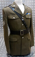Genuine British Army Issue Officers Sam Browne Belt Leather - All Sizes