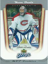 05-06 UPPER DECK MVP MONTREAL CANADIENS ROOKIES & INSERTS U-PICK FROM LIST