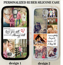 LOVE WEDDING PHOTO COLLAGE CUSTOMIZE PHONE CASE FOR SAMSUNG GALAXY S8 S7 NOTE 8