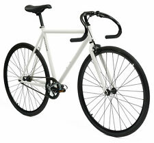 CRITICAL PISTA FIXIE 700C **FREE DELIVERY** in WHITE