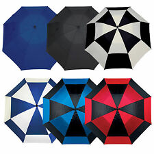 I comandanti force9 Golf Ombrello-Nuovo Adulti ANTIVENTO Brolly vari colori da uomo