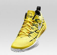mens 9/9.5 Nike lunar TR1 nrg oregon ducks yellow strike-black-kelly/654283-701