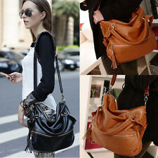 Fashion Lady Shoulder Bag Tote Crossbody Bags Women Leather Messenger Bags New