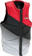 NEW Connelly Team Comp Waterski Slalom Wakesurf Outlaw Vest- Red/Black