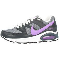 NIKE AIR MAX COMMAND GS SHOES TRAINERS 407626-059 GREY FUCHSIA ANTHRACITE 90 95