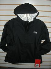 THE NORTH FACE WOMENS VENTURE WATERPROOF JACKET- #A8AS- BLACK-S, M, L, XL - NEW