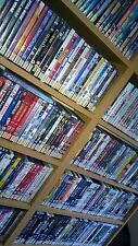 DVDS FOR SALE, FREE POST. ALL GENUINE DISKS AND BOXES, LOTS OF TITLES.