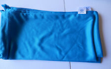 Lot of 12pcs Blue Microfiber Sunglasses Eyeglass Glasses Pouches bags WHOLESALE