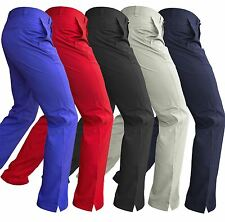 2015 Callaway Chev Lightweight Tech Flat Front Pant Mens Golf Trousers