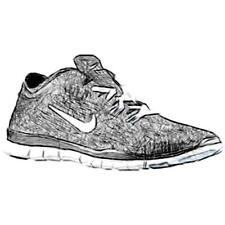 Nike Free 5.0 TR Fit 4 - Women's Training Shoes (BK/Cool GY/Wolf GY/WT Width:Me