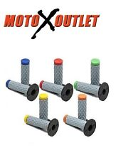 Pillow Top Handlebar Grips for Dirt Bike Motorcycles Fits Protaper Pro Taper