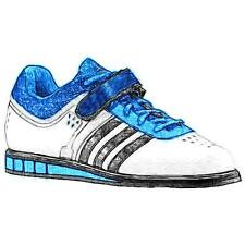 adidas Powerlift Trainer 2 - Men's Training Shoes (Core WT/BK/Bright Royal Widt