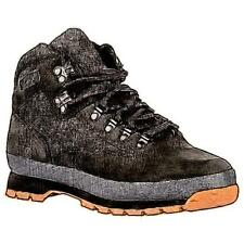 Timberland Euro Hiker - Men's Casual Shoes (Black Width:Medium)