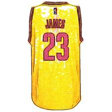 adidas NBA Revolution 30 Swingman Basketball Jersey - Men's Cleveland Cavaliers