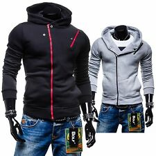 BOLF 32 Hoodie Men's Sweater Hoody Pullover Sweat Jacket 1A1 Zip