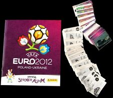 Panini Euro 2012 12 Football Stickers - Choose from 5 to 50 - all available