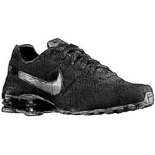 Nike Shox Deliver - Men's Running Shoes (Black/Black/Black Width:Medium)