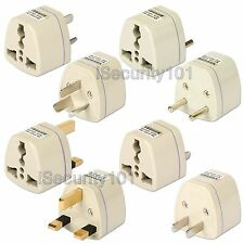 Universal AU/ EU/ UK/ US Style Travel Adapter AC Power Plug Converter Convenient