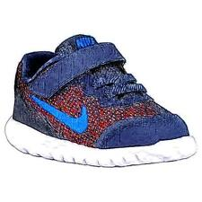 Nike Flex Experience 4 - Boys' Toddler Running Shoes (Midnight Navy/DK Obsidian