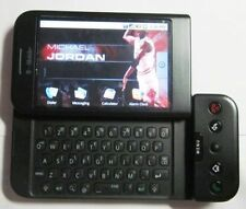 HTC G1 Black T Mobile Wi Fi Cell 3G Smartphone SCREEN IS MINT!!