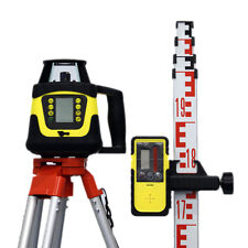 Linestorm DRL-405 Dual Grade Rotary Laser Level With Dial In Display