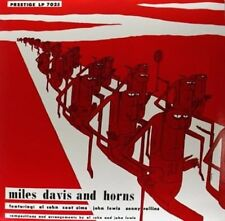 Miles Davis & Horns - Davis,Miles New & Sealed LP Free Shipping