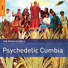 Rough Guide to Psychedelic Cumbia - Various Artist CD-JEWEL CASE