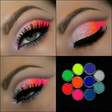 Ultra Glitter Eyeshadow Pigment Mica Cosmetic Mineral Makeup Limited Color 10g X