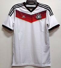 BNWT GERMANY HOME WORLD CUP KIT YOUTH KIDS BOYS FOOTBALL SOCCER JERSEY 2014