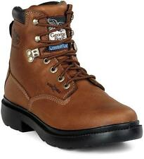 NEW Georgia Farm and Ranch 6 inch Comfort Core Waterproof Boots G6503