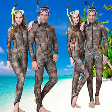 New Scuba Snorkeling Suit Long Sleeve Scuba Surf Diving Rash Guards Jumpsuit