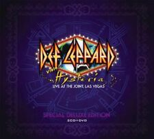 Viva Hysteria -deluxe Edition (cd/dvd) - Leppard Def Compact Disc