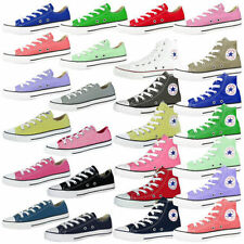CONVERSE CHUCK TAYLOR ALL STAR HI OX JUNIOR KIDS SHOES YOUTH CHILDRENS SHOES