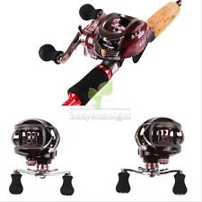 Right / Left Handed Baitcaster 18+1BB Bait Casting Fishing Reel Lure Fishing 7:1