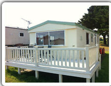 Isle of Wight Static Caravan Holidays for 2016 Rent Book Hire 6 Berth Sandhills