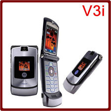 MOTOROLA RAZR V3i GSM 1.2MP CAMERA UNLOCKED FLIP CELLULER OLD MOBILE PHONE