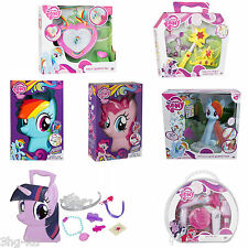 My Little Pony Toys Jewellery Set Hair Magic Bag Rainbow Twighlight Pinkie New