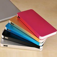 50000mAh Portable Power Bank 2USB External Battery Charger For Cell Phone Mobile