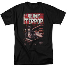 Zenescope Terror Cover Officially Licensed Adult Graphic Tee Shirt