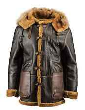 Alpha Industries B-7 Vintage Sheepskin Parka MLB37005K1