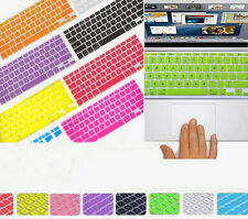 "New Soft US Keyboard stickers Cover Skin for Apple Macbook Pro MAC 13"" & Air 11"""